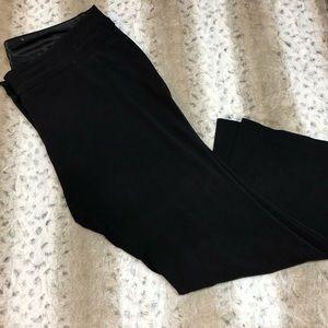 Maurice's Savvy Black Dress Pants Plus Size